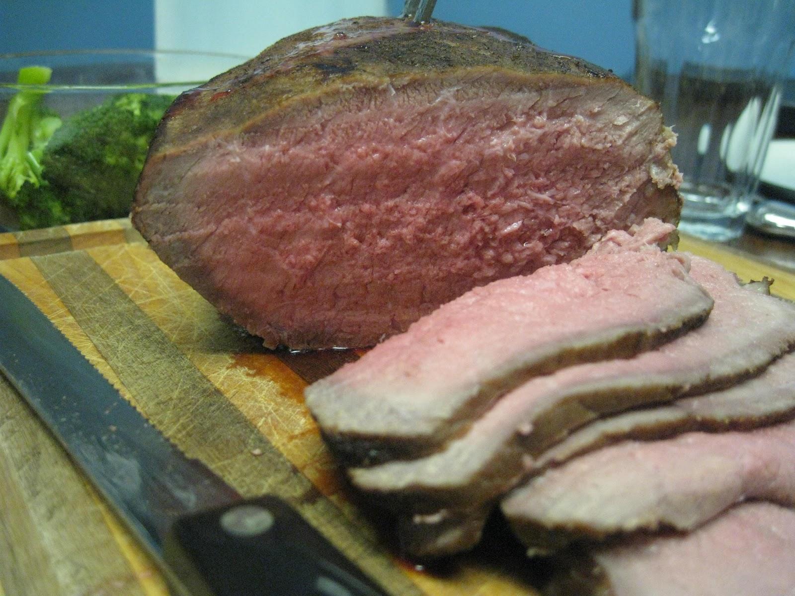 America S Test Kitchen Eye Of Round Roast Recipe