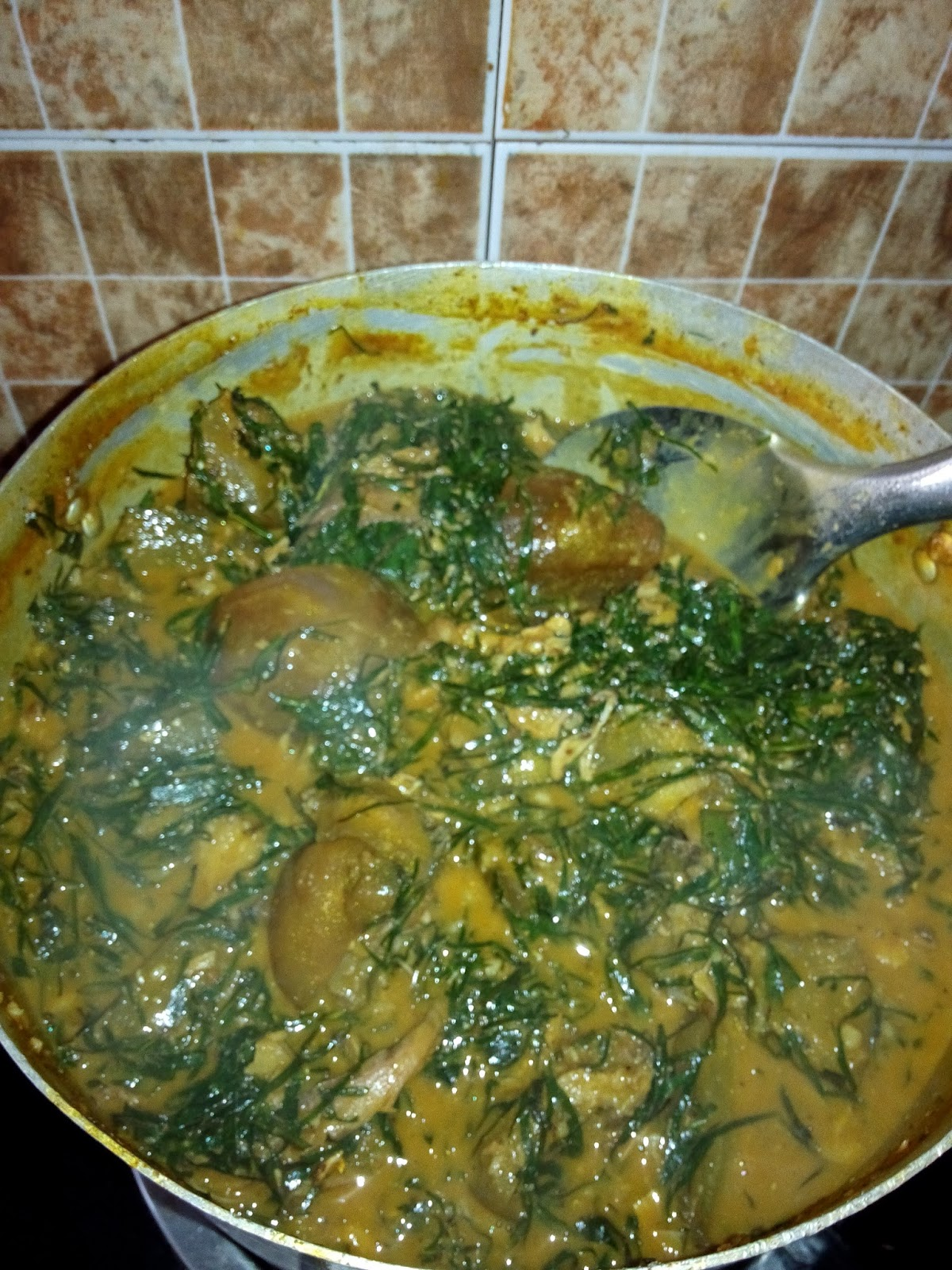 Pwesh kitchen all nigerian food recipe blog ukazi soup food is ready forumfinder Images