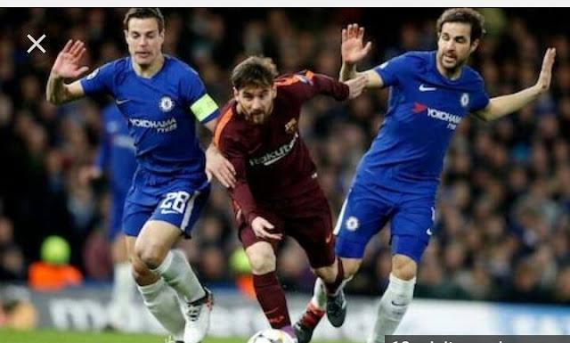 Chelsea 1 vs 1 Barcelona.... player ratings: Willian sensational but Christensen's howler gifts Messi and Barcelona