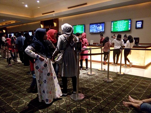 Cinema XXI, Mega Bekasi Hypermall
