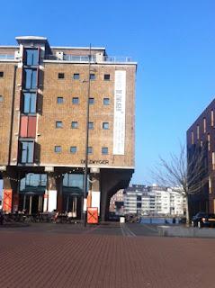Rondkijken in Amsterdam (half maart)