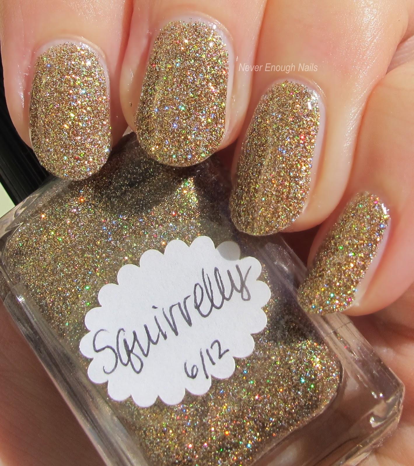 Never Enough Nails: Lynnderella Friday, Vol. 81!