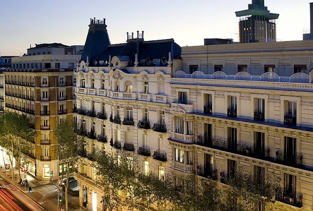 Bairro Salamanca em Madri