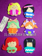 BROCHES MERCEDITAS