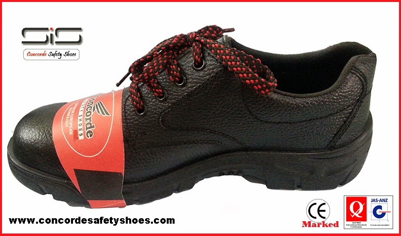 da152a257ac5 Concorde Safety Shoes  Concorde safety shoes with new logo and ce ...