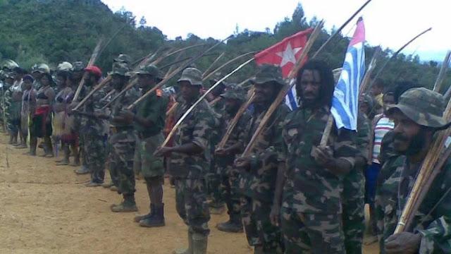 OPM: Kami Tahu yang Bekerja di Trans-Papua Murni Anggota TNI