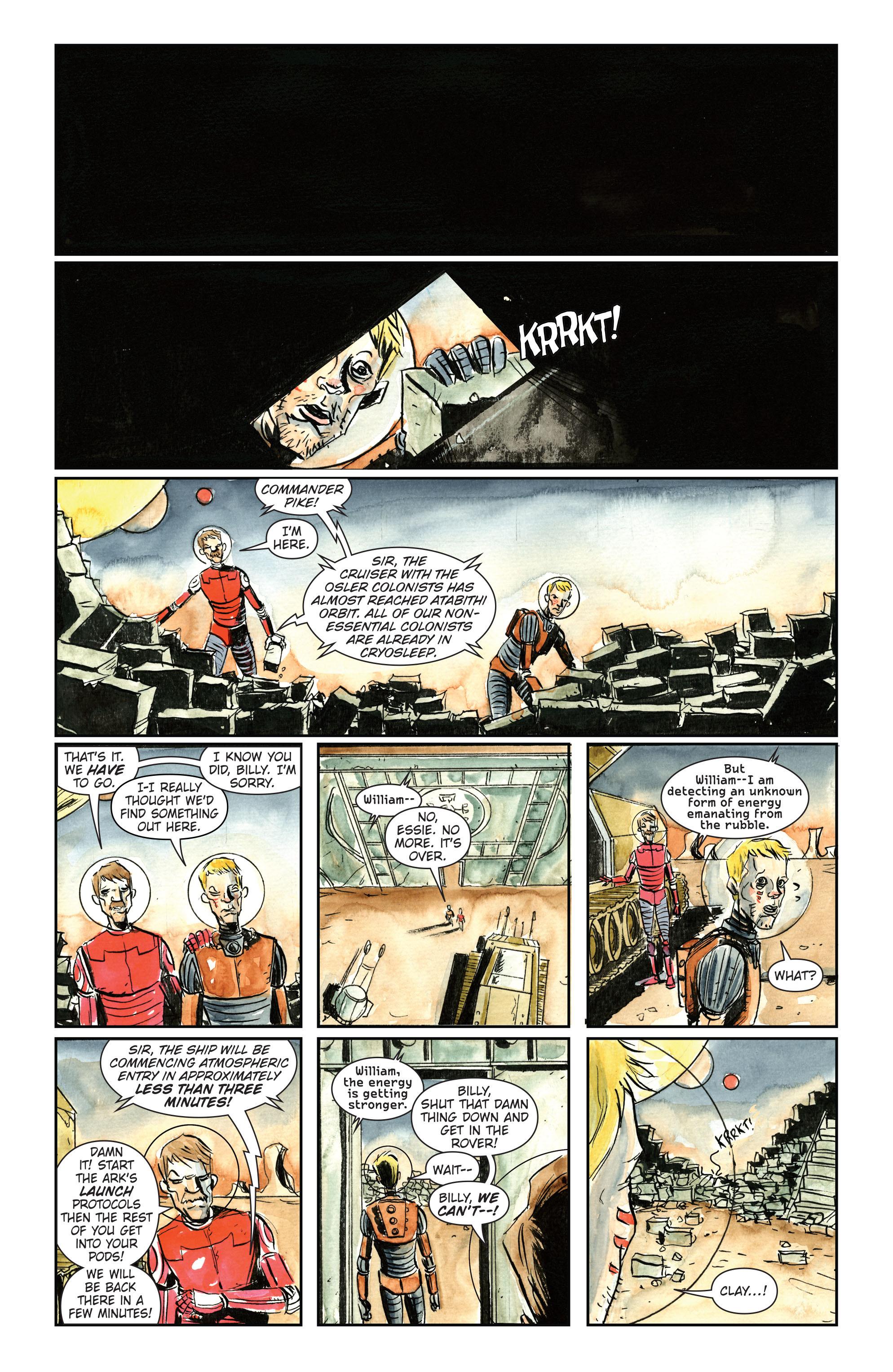 Read online Trillium comic -  Issue # TPB - 177