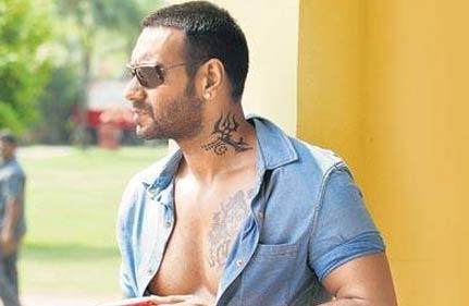 Son of Sardar controversy - trouble ahead for Ajay Devgn ...  |Ajay Devgan Shiva Tattoo Designs