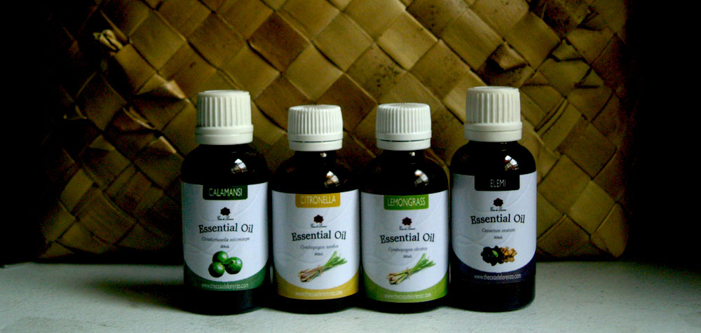 Essential Oils of the Philippines