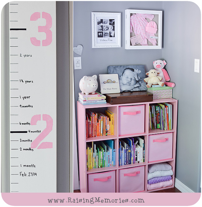 Girls Pastel Toddler BedRoom