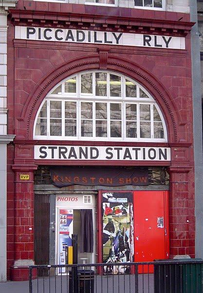 Shoreditch Station: SNIPER: Marzo 2011