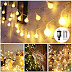 [EXPIRED] $6.89 (Reg. $22.99) + Free Ship Globe String Lights with Remote Control, 44ft!