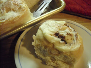 MixingItUp Easily Keep Cinnamon Rolls Fresh Overnight