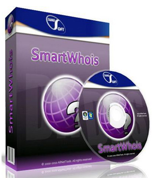 TamoSoft SmartWhois 5.1 Build 280 + Patch