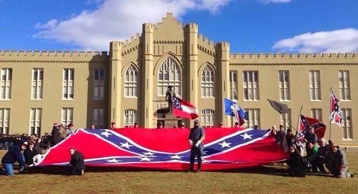 The Virginia Flaggers: Lee-Jackson Day 2014: Honoring Gen. Jackson ...