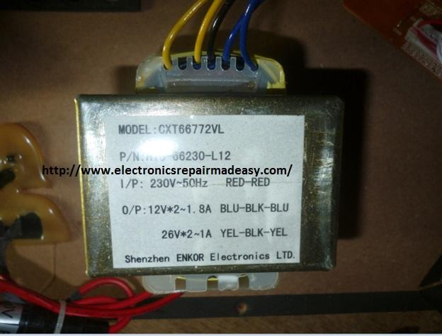electronics repair made easy: Sayona SHT-1132BT Woofer repair dead