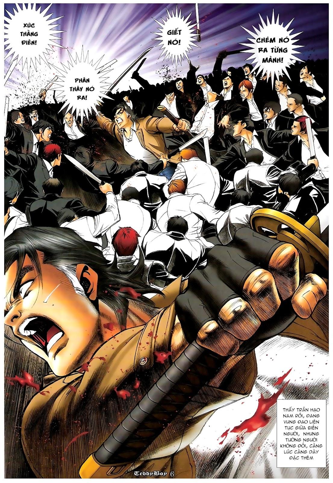 Người Trong Giang Hồ - Chapter 1219: Sống chết cũng theo - Pic 4