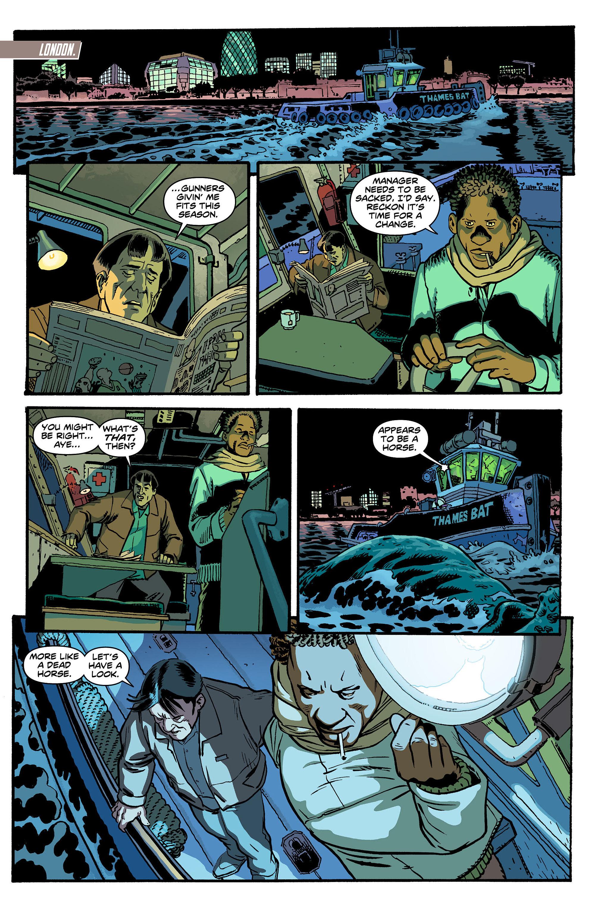 Read online Wonder Woman (2011) comic -  Issue #5 - 3