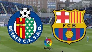 مشاهدة مباراة خيتافي وبرشلونة بث مباشر بتاريخ 06-01-2019 الدوري الاسباني