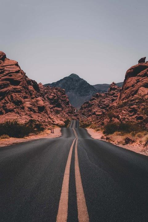Yol ve Dağlar
