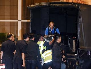 Rampasan Di 2 Unit Kediaman Tiada Kaitan Dengan 1MDB