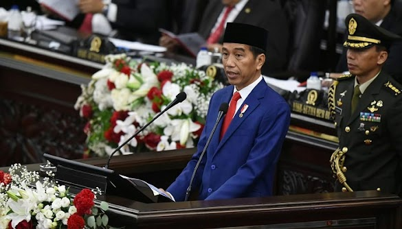 Duh, Salah Sebut Nama Presiden Jokowi Disoraki Perangkat Desa
