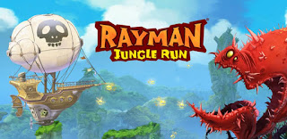 imagem do jogo Rayman Jungle Run