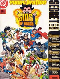 Sins of Youth Secret Files