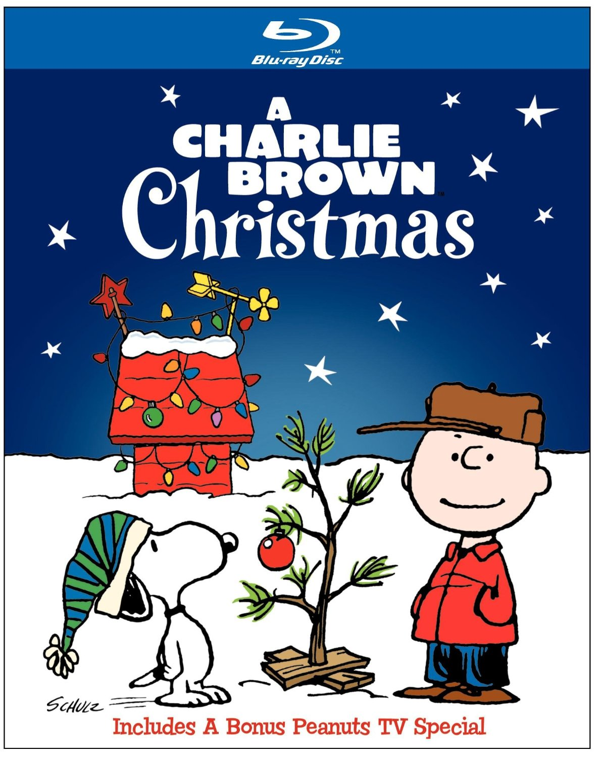 A Charlie Brown Christmas Deluxe Edition Blu-ray $9.96 ...