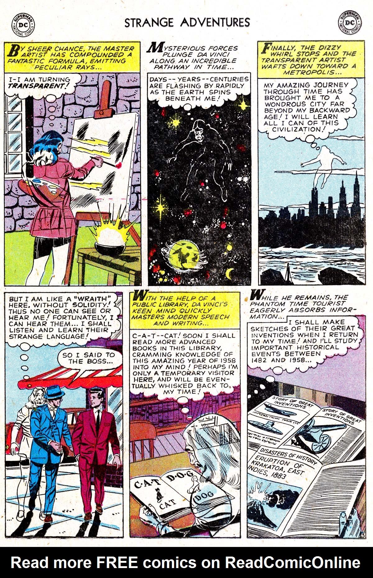 Strange Adventures (1950) issue 88 - Page 13