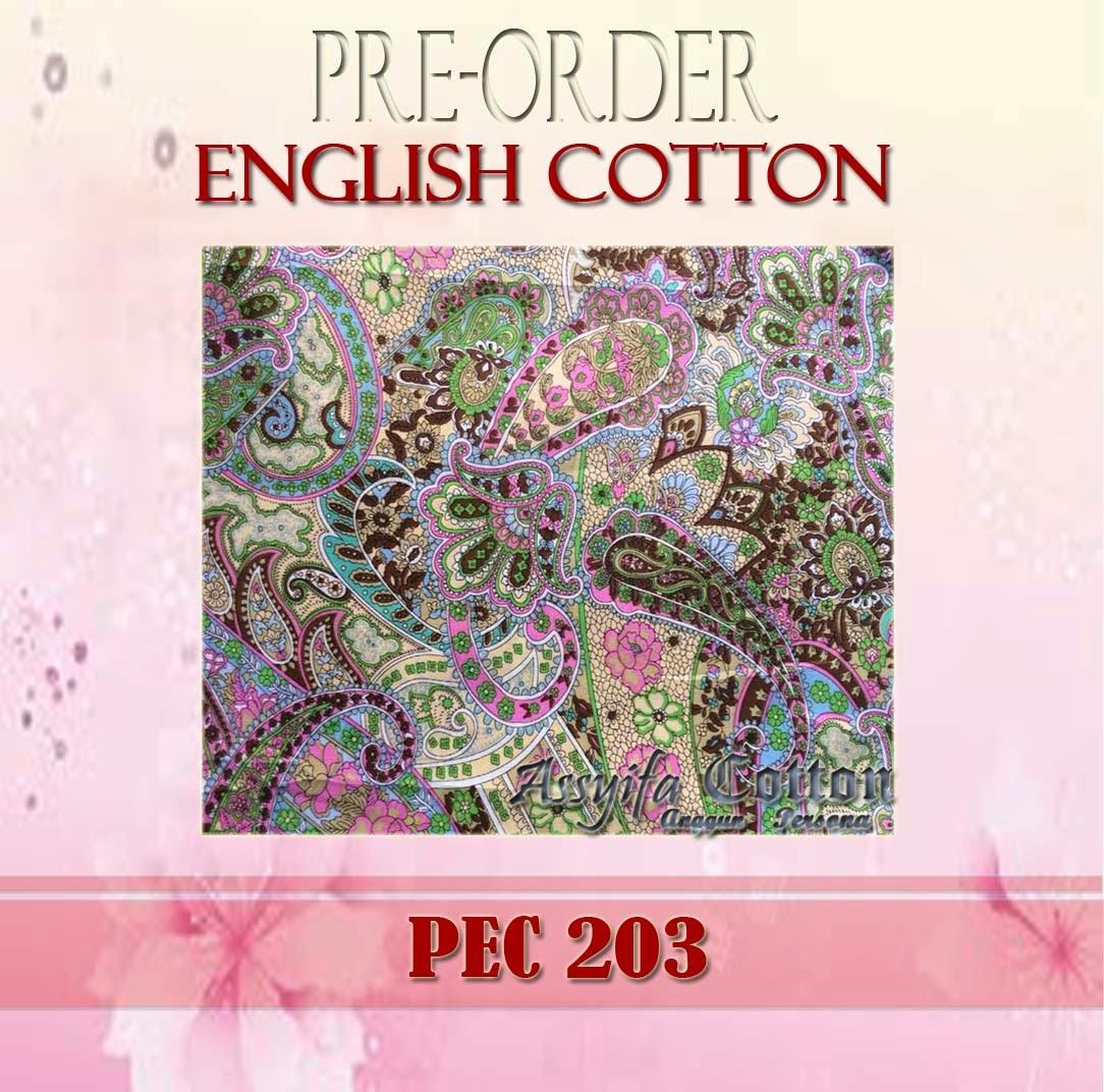 Berikut Adalah Corak Kain English Cotton Untuk Pre Order Al Januari Februari 2017