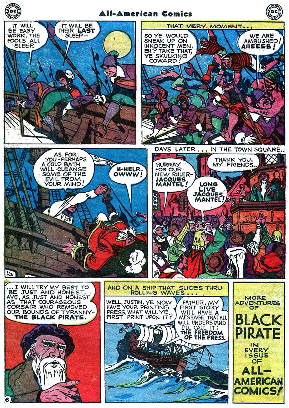 Read online All-American Comics (1939) comic -  Issue #84 - 37