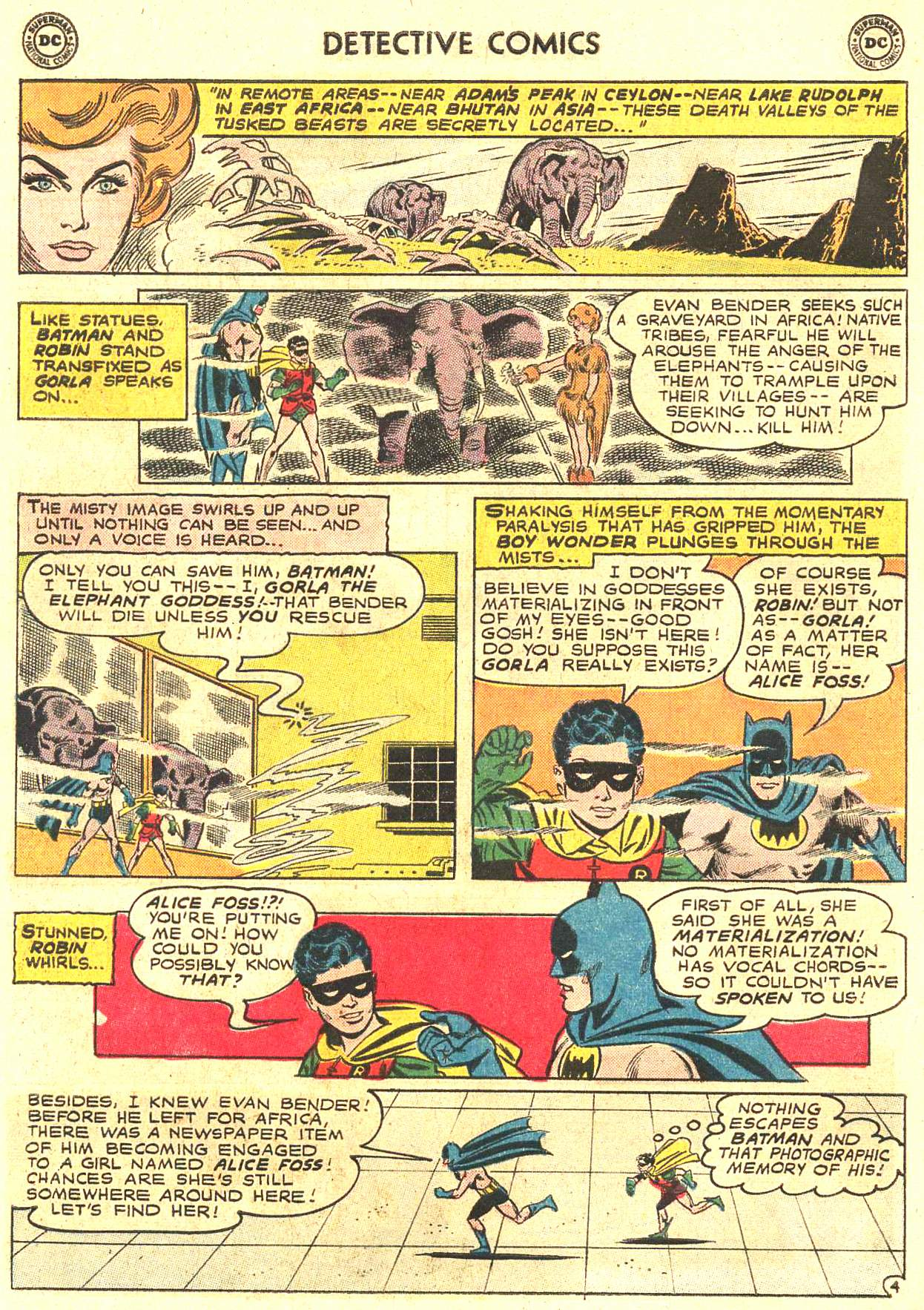 Detective Comics (1937) 333 Page 6