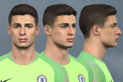 Kepa Arrizabalaga Face (Chelsea) - PES 2017
