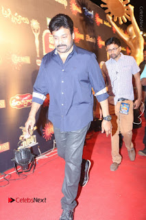 Chiranjeevi Stills at Gemini TV Puraskaralu Event  0027.JPG