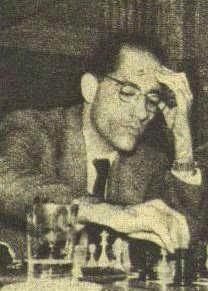 El ajedrecista Rafael Saborido