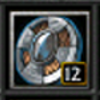 enchanted shield defend konoha