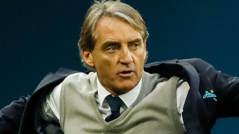 Mancini Belum Senang dengan Performa Tim Nasional Italia