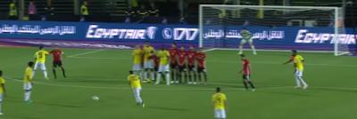 مصر تتعادل مع كولومبيا فى البروفة قبل الأخيرة استعداداً للمونديال