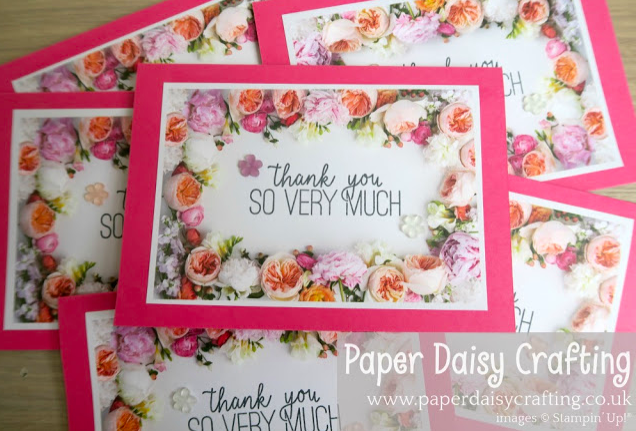 Nigezza Creates The Project Share Project #20 Stampin' Up! #pootlersrock