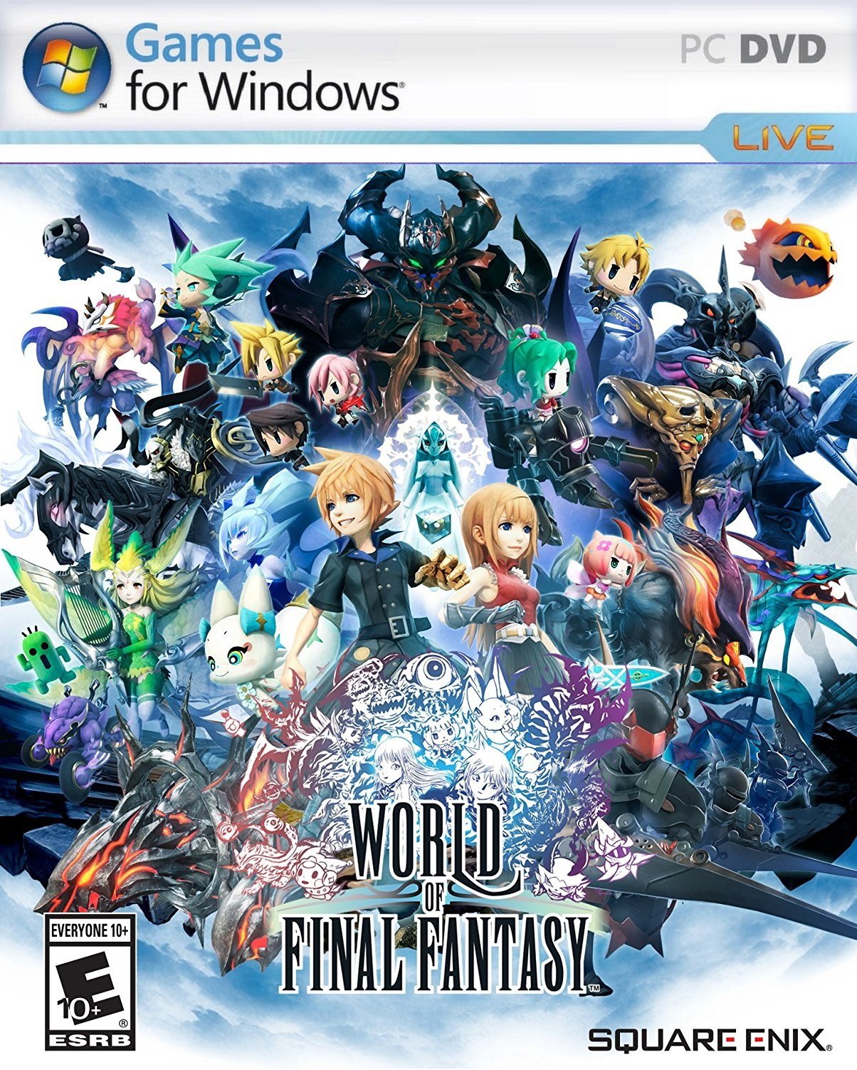 World of Final Fantasy {Day One Edition} ^*CODEX + FitGirl