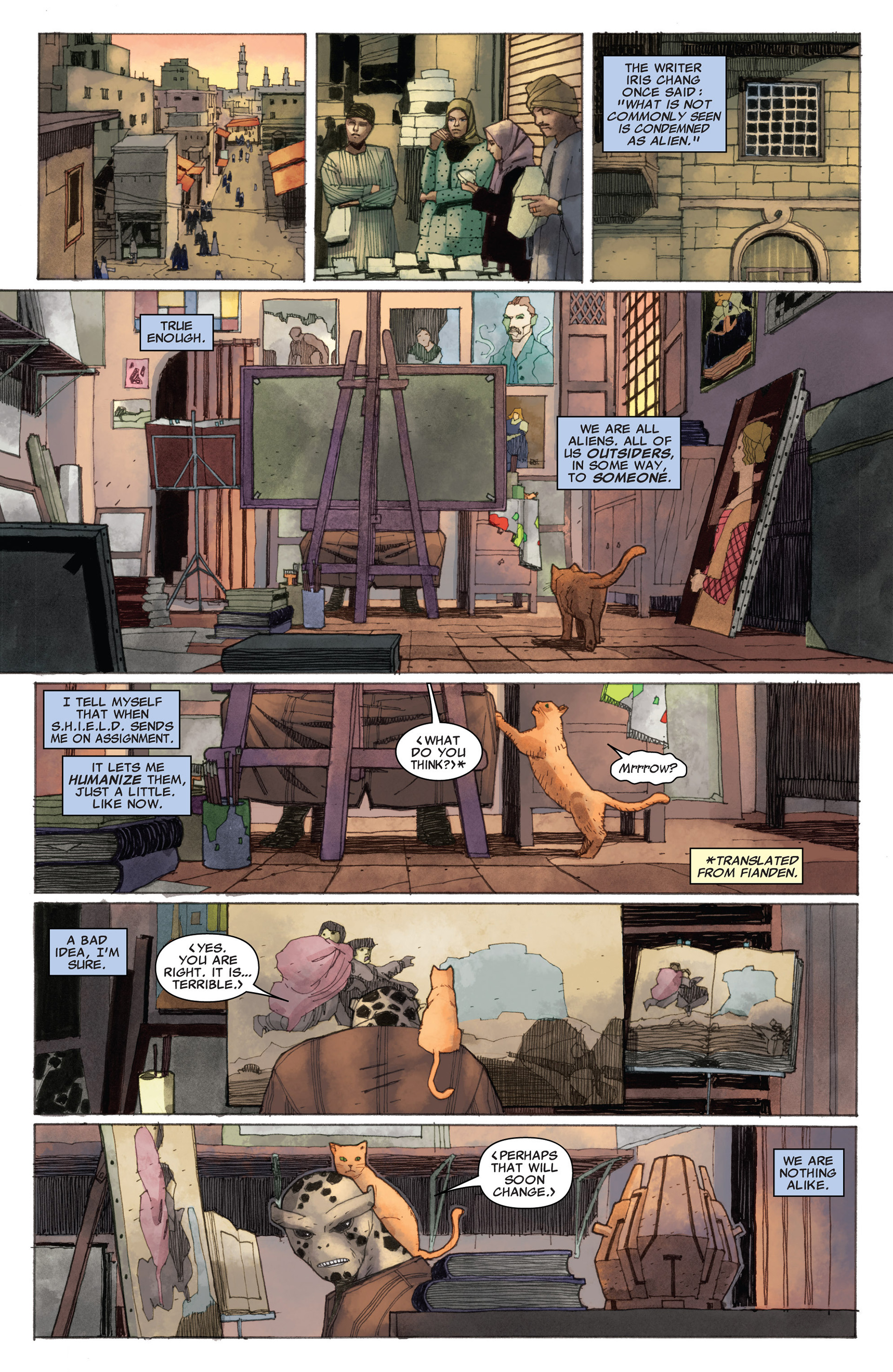 Read online Astonishing X-Men (2004) comic -  Issue #58 - 3