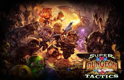 Super Dungeon Tactics-CODEX
