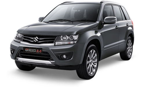 suzuki new grand vitara abu mutiara metalik