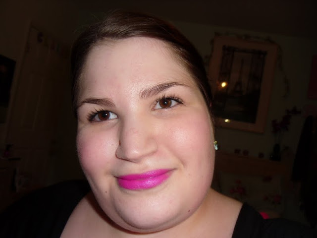 Mac Show Orchid Lipstick