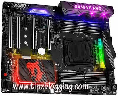 Harga Motherboard PC/Komputer All Tipe & Spek Terbaru