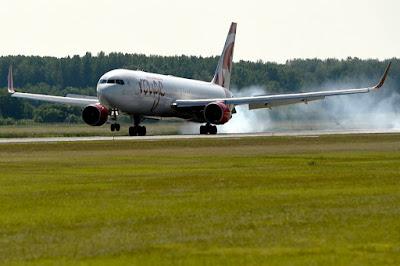 Air Canada Rouge, Budapest-Toronto  járat, légi közlekedés, kanadai magyarok, torontói magyarok