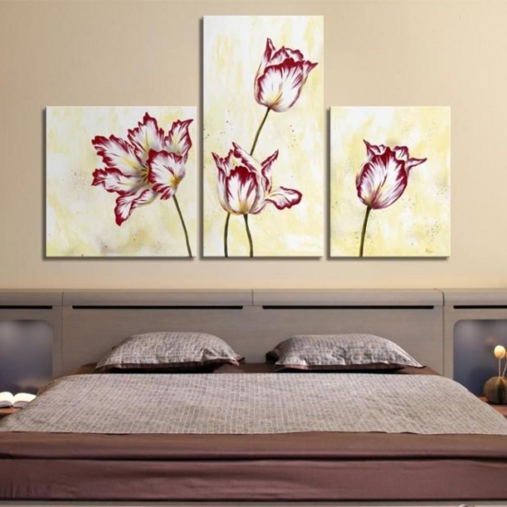 Decoraci n de casa u oficina cuadros dormitorio matrimonio - Cuadros de dormitorios ...