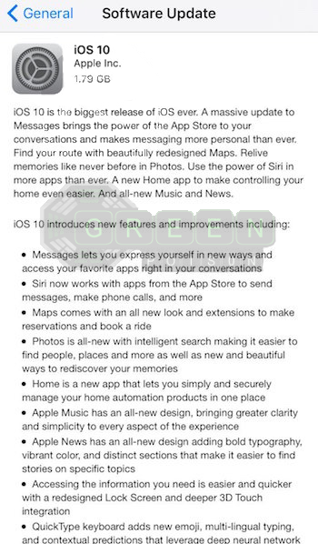 Download iOS 10 3, 10 2 1, 10 2, 10 1 1, 10 1, 10 For iPhone