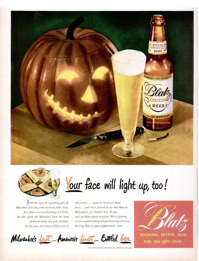Vintage Halloween Ads.25 Fun And Interesting Vintage Halloween Ads From Between 1930s And